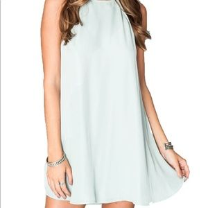 Show Me Your Mimi Katy Halter Dress